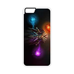 iPhone 6 Plus 5.5 Inch phone case White Invoker Dota2 GHHL6536095