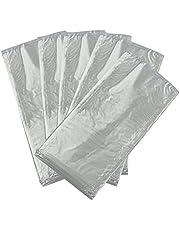 WINOMO - 50 bolsas de cebos sólidos para pesca de PVA solubles rápidamente en agua.