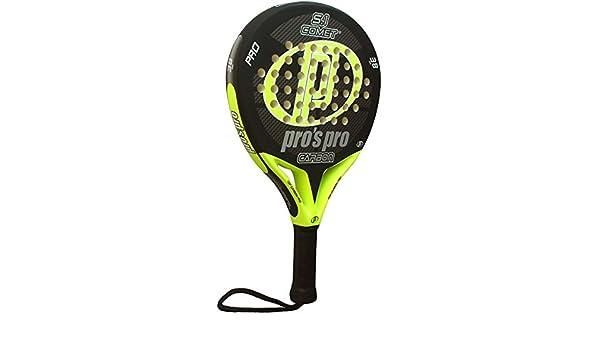 Pro del Pro - Raqueta Paddle Comet S 1: Amazon.es: Deportes ...