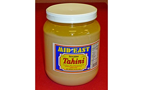 Mid East Tahini 4 Lb (6 Pack) by Mid-East