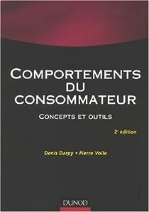 Comportements du consommateur par Darpy