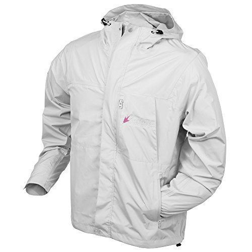 Frogg Toggs Women'S Java Toadz 2.5 Jacket, White, Large by Frogg Toggs