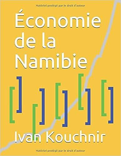 Économie de la Namibie