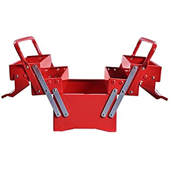 open toolbox clipart. goplus 20inch portable 5tray cantilever metal tool box steel chest cabinet open toolbox clipart