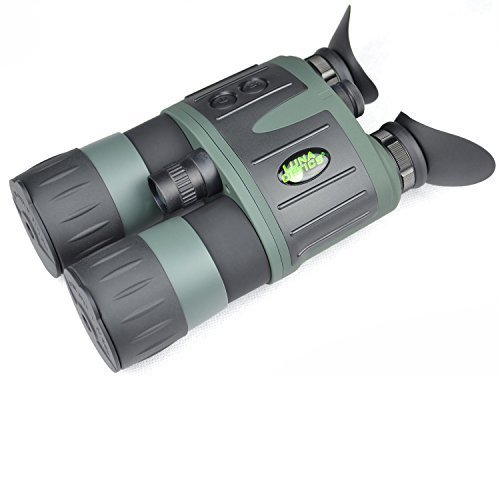 Luna Optics 5 x 50 gen-1 Hi Resolution Binoculars by Sportsman Supply Inc.