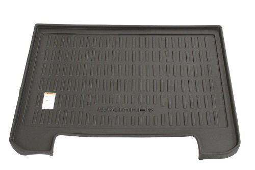 TOYOTA Genuine Accessories PT218-89110 Cargo Tray for Select 4Runner Models