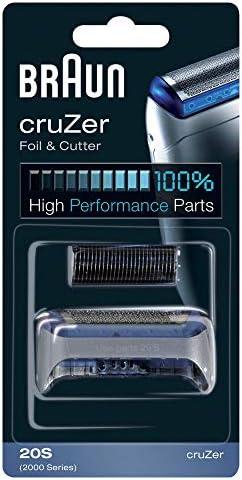 Braun 20S - Recambio para Afeitadora Eléctrica Hombre Cruzer ...