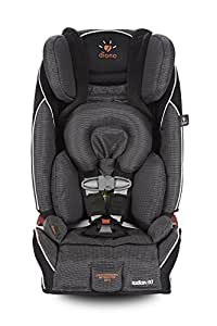 Diono Radian RXT All-In-One Convertible Car Seat, Shadow