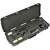 CVPKG Presents -SKB Black 3i-4214-AR case with custom interior foam(pictured) & 2 TSA Locking latches