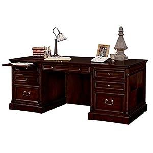 Amazon Com Martin Furniture Mount View Double Pedestal