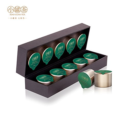 CHIY-GBC Ltd Chinese tasty snack, tea ceremony Tea Caddy super Oolong Tea Anxi Tieguanyin Tea Fen Mid Autumn Festival gift box SF postage 40g by CHIY-GBC ltd
