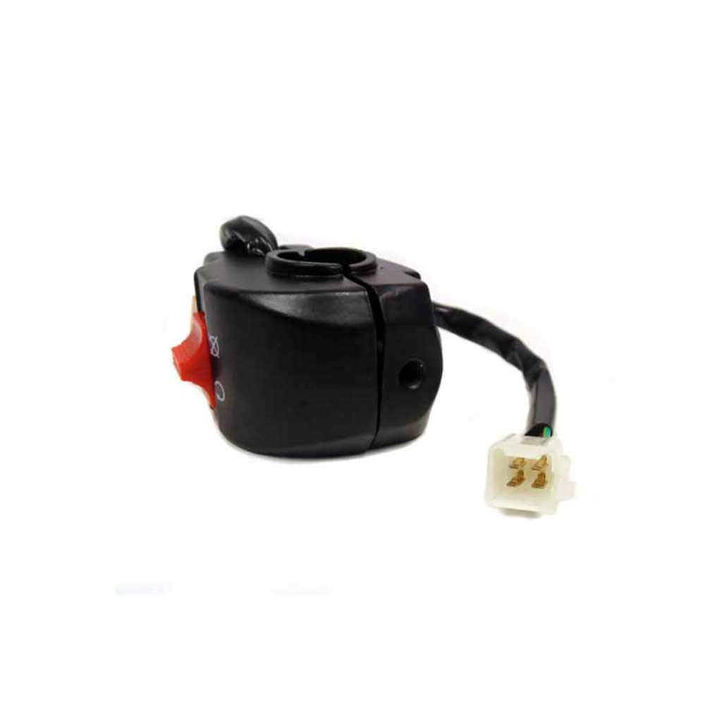 Scooter 50cc GY6 4 Stroke FIX YOUR THROTTLE COMBO Twist Grips Throttle Cable and Right Side Start /& Kill Switch