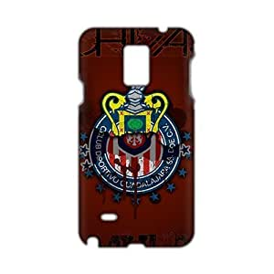 Angl 3D chivas vs atlas Phone For Case HTC One M7 Cover