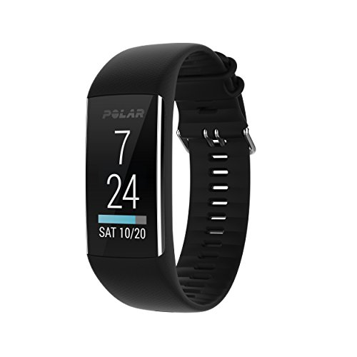 Polar A370 Fitness Tracker with 24/7 Wrist Based HR, Black, Medium/Large by Polar (Image #2)