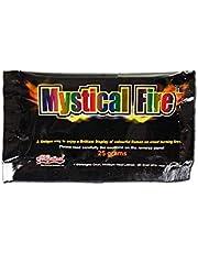 Mystical Fire, zout voor kleurrijk vuur, 6 pakjes