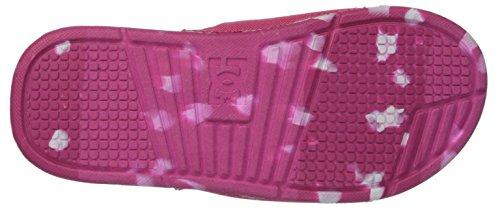 White Women Slide Bolsa SP Pink DC Sandal qYPZWxp