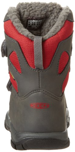 Keen Kalamazoo High Boot WP T Magnet/Chili Pepper Kinderstiefel rot (30)