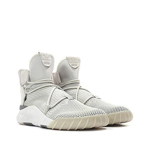 grey Three Tubular Originals Homme Pk 0 Grey Adidas X crystal White 2 8OfqT