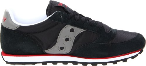 Saucony Zapatillas Azulón Grey Originals Black Low Red Jazz AddOqwU