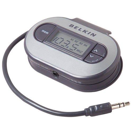 BELKIN TuneCast II Mobile FM Transmitter for iPod Model F8V3