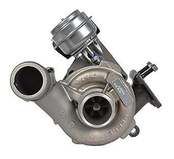 Turbo Stilo Alfa 147, 156 Bravo Garrett 760497 150-170 CV 760497 de origen