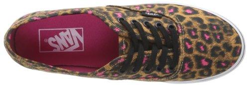 Vans Leopard Lo nero Per Sneakers Adulti Authentic Nero Magenta U Pro Unisex pxIFrpSw