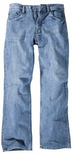 HIS Jeans Hose Henry, 102-10-3002, light wash, W32 L34