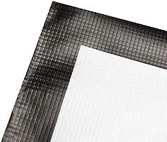 Qiming Pantalla de proyección Portátil de 72 Pulgadas 16: 9 de PVC ...