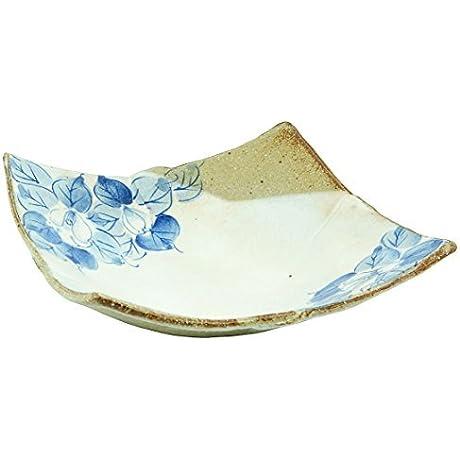 Kutani Yaki Camellia 7 1inch Large Bowl Ceramic Made In Japan