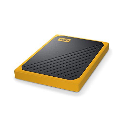 WD 500GB My Passport Go SSD Amber Portable External Storage, USB 3.0 - WDBMCG5000AYT-WESN by Western Digital (Image #5)