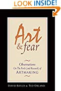 #5: Art & Fear: Observations On the Perils (and Rewards) of Artmaking