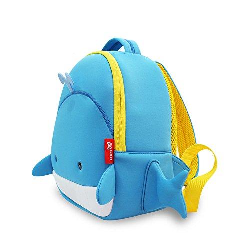 Amazon.com   Coavas Kids Backpack Cute Toddler Backpacks Whale ...