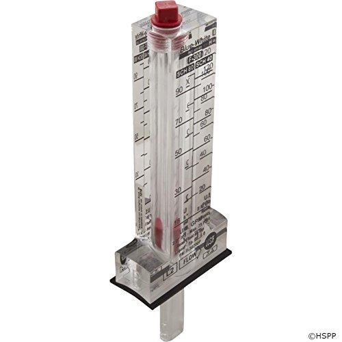 Series Meters - Blue-White Flowmeter for 2