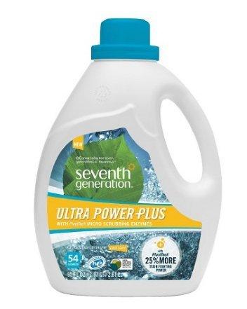 Seventh Generation Fresh Scent Ultra Power Plus Liquid Laund
