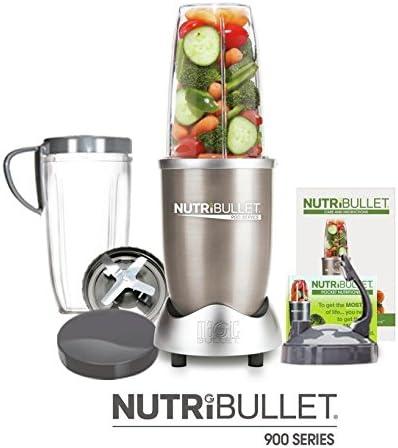 NutriBullet Pro 900 - Extractor de zumo: Amazon.es: Electrónica