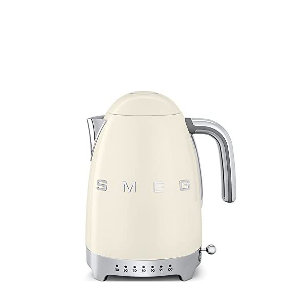 Smeg Variable Electric Kettle KFL04 CRUS 1