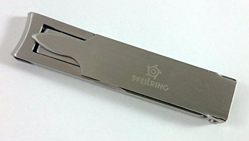 Amazon.com : CRP-Solingen Nail clipper with File of Pfeilring ...