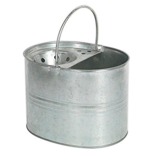 Sealey Mop Bucket 13ltr (Galvanized Mop)