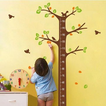 Removable Dream Tree Wall Sticker Child Height Decor Sticker by Completestore from Completestore