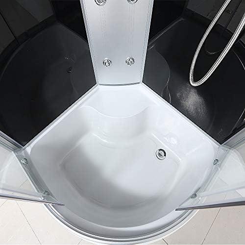 Home Deluxe   Cabina de ducha   Elegance Pure   Incluye los ...