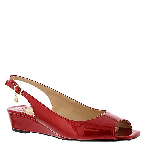 Womens J Renee Alivia Metallic Red qzx84z5w1