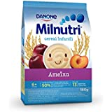 Cereal Infantil Milnutri Ameixa Danone Nutricia 180G