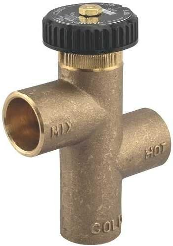 Watts Tempering Valve, Model #3/4 Lf70a, 3/4 In., Lead Free