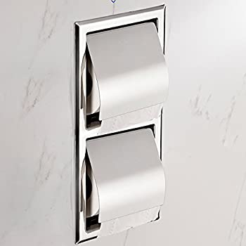 Bradley 5127 000000 Stainless Steel Recessed Mounted