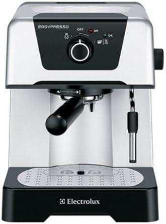 Electrolux EEA110, Acero inoxidable, 1100 W, 220 x 290 x 226 mm - Máquina de café: Amazon.es: Hogar