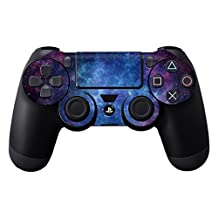 Mightyskins Protective Vinyl Skin Decal Cover for Sony PlayStation DualShock 4 Controller wrap sticker skins Nebula