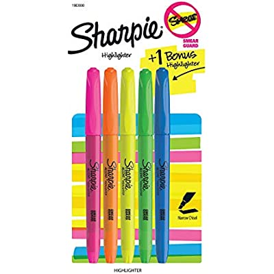 value-5-pack-sharpie-assorted-highlighters