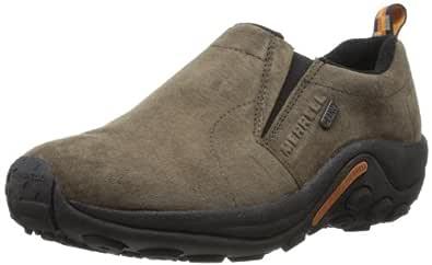 Merrell Men's Jungle Moc Waterproof Slip-On Shoe,Gunsmoke,7 M US
