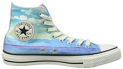 Spray Graphics Converse Blue Motel Zapatillas Abotinadas Can Hi Mujer Pool Star Paint All arIqga8