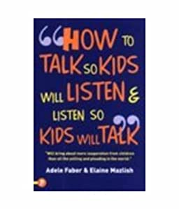 How to talk so teens will listen and book by elaine mazlish fandeluxe Document